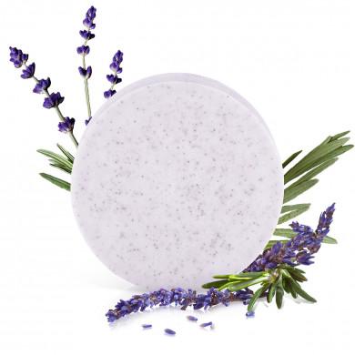 Peelingseife Lavendel